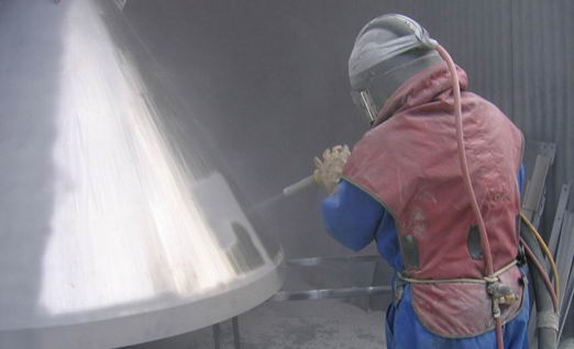 C & T Vulcanising Services Ltd, Shot Blasting, North Somerset